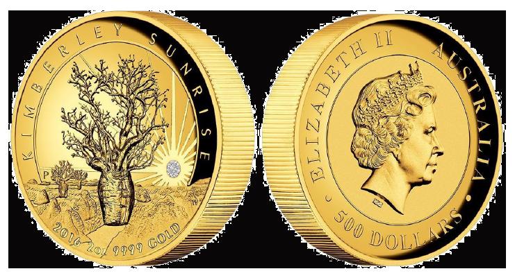 Najnowsza Emisja Perth Mint Maj 2016