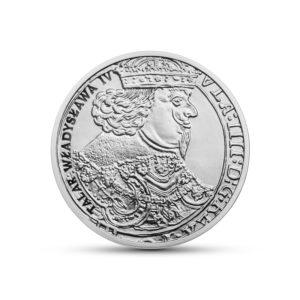 Polska 2017 - 20 Złoty Historia Monety Polskiej Talar Władysława IV NGC PF70 - Srebrna Moneta