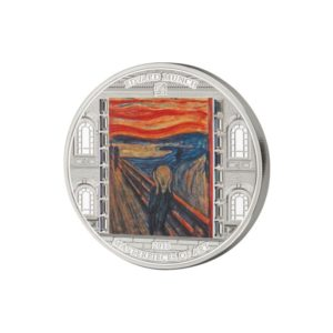 Cook Islands 2018 - 20$ Masterpieces Of Art Drzewo Życia - 3 Uncje Srebrna Moneta