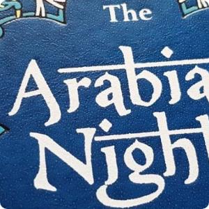 Arabskie Legendarne Opowieści