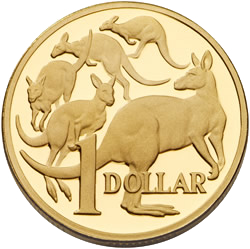 Australia-Five-Kangaroos-Design-1-Dollar