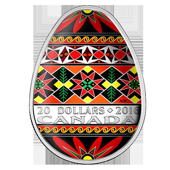 2016_Fine_Silver_Coin_Ukrainian_Pysanka_