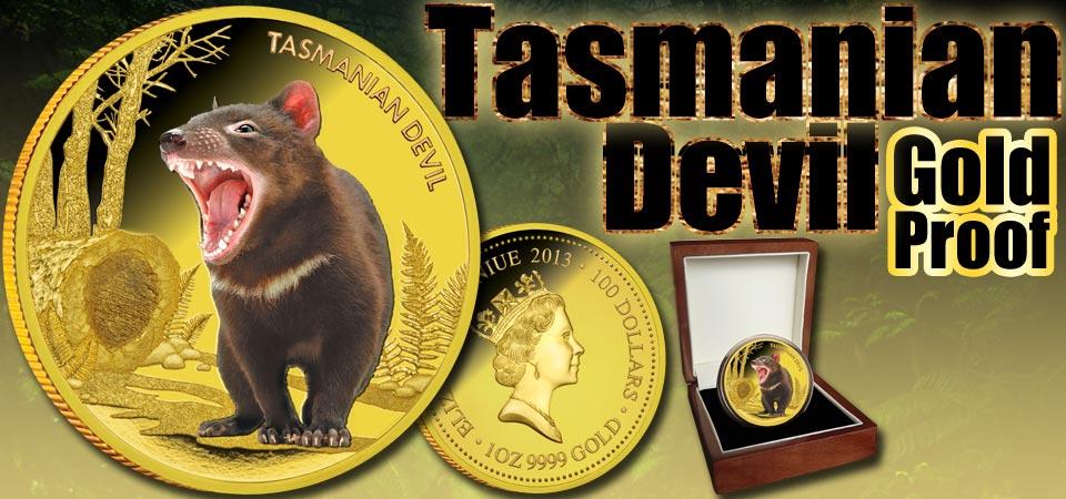 Niue Tasmanian Tiger