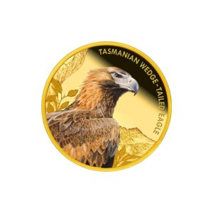Niue Island 2012 - 100 $ Orzeł Australijski - 1 uncja czystego złota